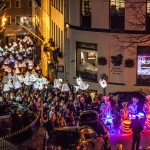 Lantern Parade Guernsey by Chris George